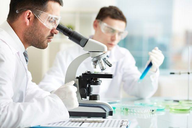 الباحث العلمي