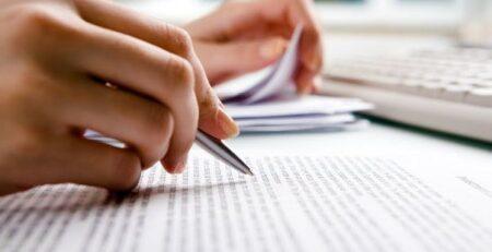 خطوات كتابة البحث العلمي
